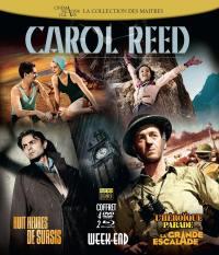 Carol reed - 4dvd+2brd