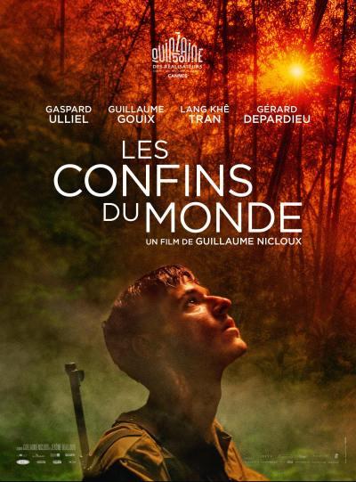 Confins du monde (les) - dvd