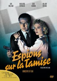 Espions sur la tamise - dvd