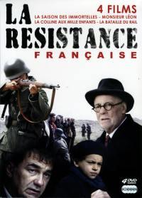 Coffret resistance - 4 dvd