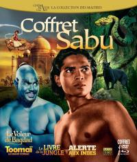 Sabu - 4dvd+1brd