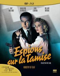 Espions sur la tamise - combo dvd + blu-ray