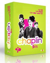 Chaplin kids - 3 dvd