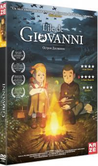 Ile de giovanni (l') - le film - dvd