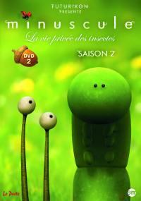 Minuscule saison 2 vol 2 - dvd