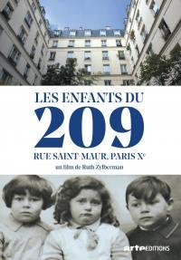 Enfants du 209 rue saint-maur (les) - dvd