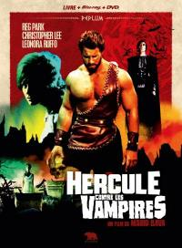 Hercule contre les vampires - combo dvd + blu-ray + livre- mediabook