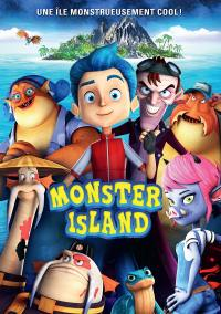 Monster island - dvd