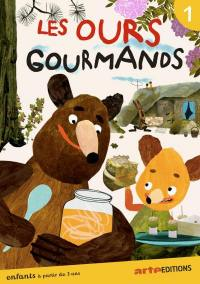 Ours gourmands (les) v1 - dvd