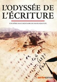 Odyssee de l'ecriture (l') - dvd