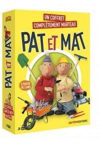 Pat et mat - 3 dvd
