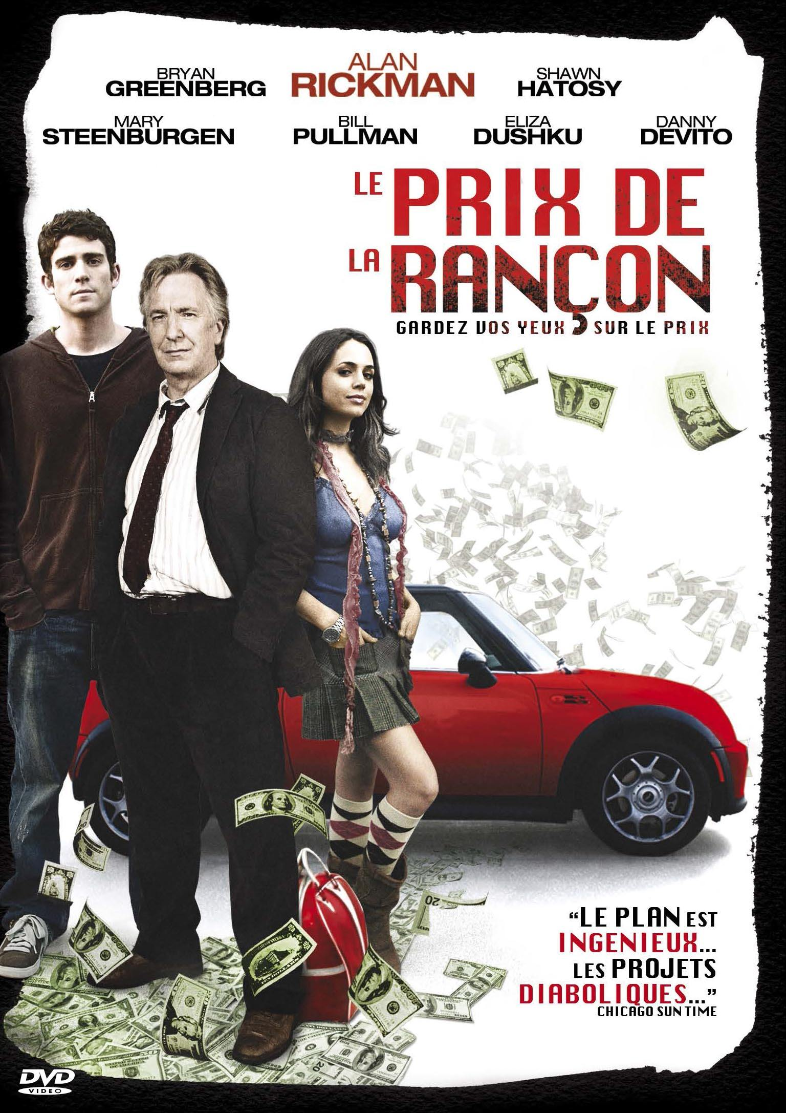 Prix de la rancon (le) - dvd