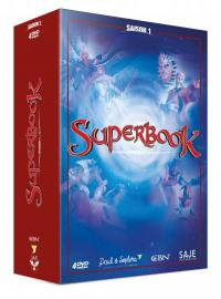 Superbook saison 1 integrale - 4 dvd