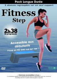 Fitness step - dvd