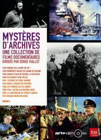 Mysteres d'archives vol 4 - 2 dvd
