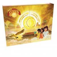 Mysterieuses cites d or (les) - saison 2 - coffret collector 9 dvd + 3 blu-ray -