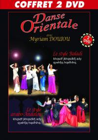 Danse orientale 3-2dvd