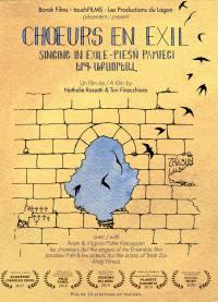 ChŒurs en exil - dvd