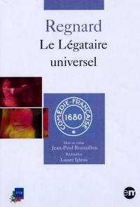Le legataire universel - dvd