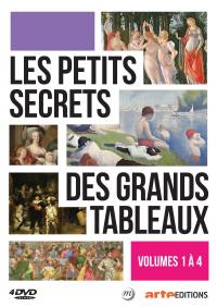 Petits secrets des grands tableau - 4 dvd
