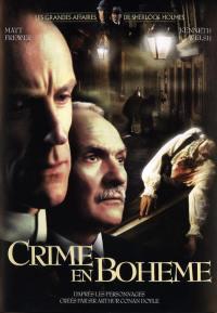 Crime en boheme - dvd  les grdes affaires de s.holmes