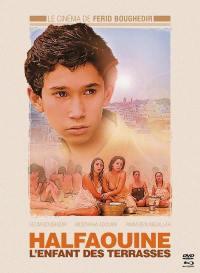 Halfaouine, l'enfant des terrasses - combo dvd + blu-ray + livret mediabook