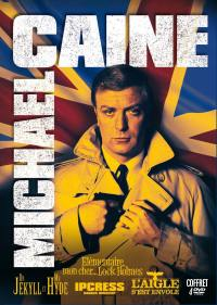 Michael caine - 4 dvd