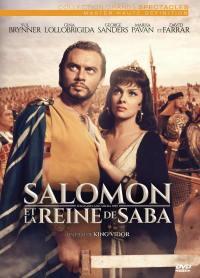 Salomon et la reine de saba - dvd