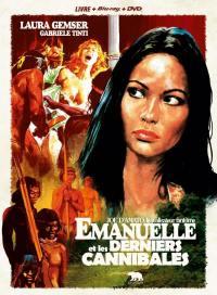 Emanuelle et les derniers cannibales - combo dvd + blu-ray + livre- mediabook