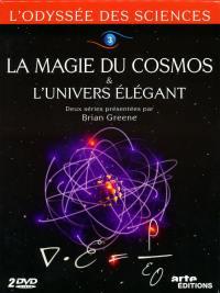 Magie du cosmos (la) - odyssee des sciences v3 - 2 dvd