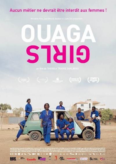 Ouaga girls - dvd