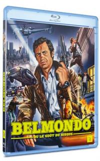 Belmondo ou le gout du risque - blu-ray