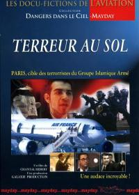 Docu fiction terreur au sol - dvd