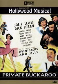 Private buckaroo - dvd  collection hollywood musical