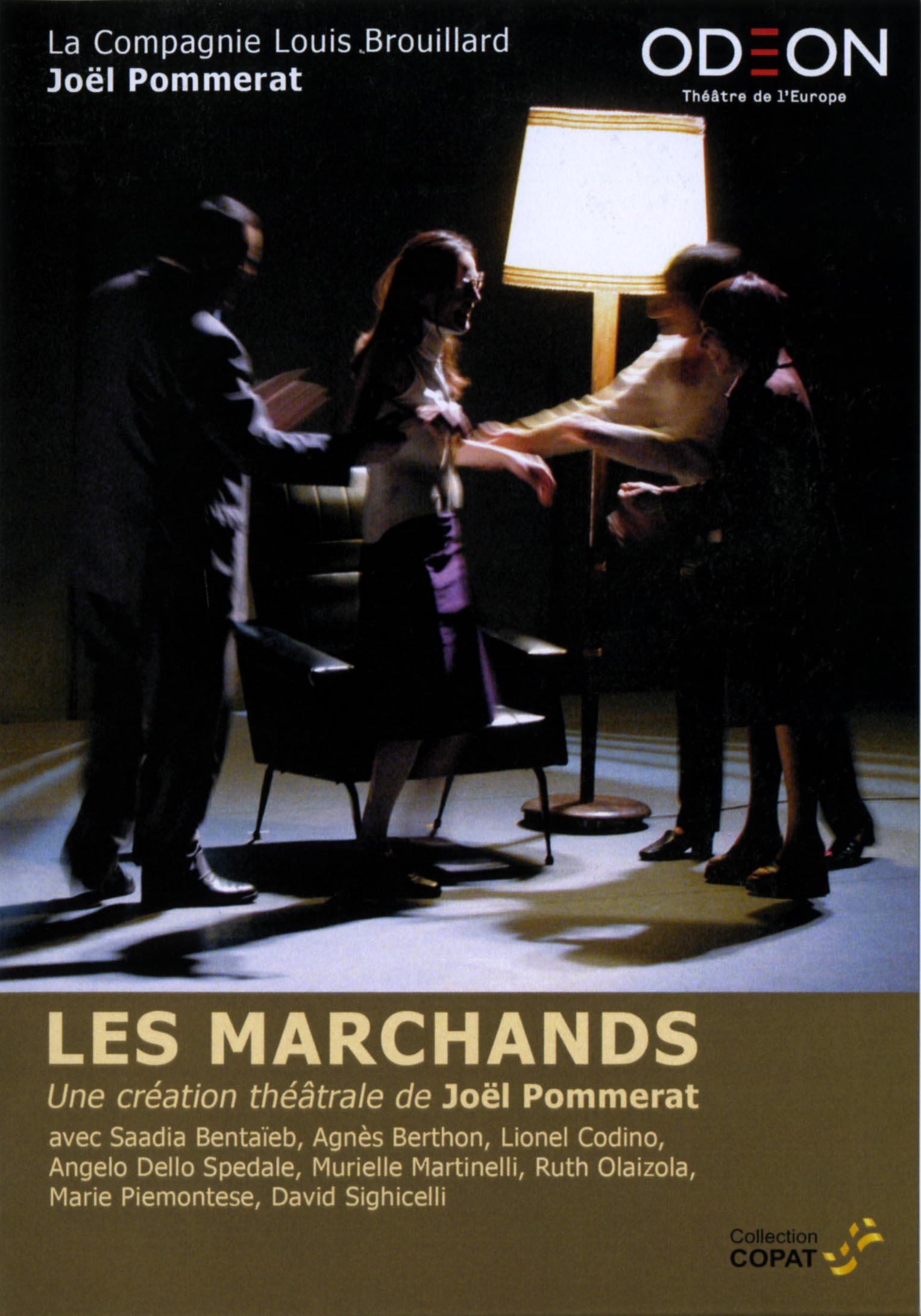 Marchands (les) - dvd