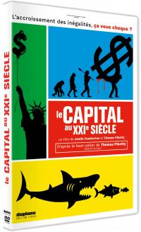 Capital au xxieme siecle (le) - dvd