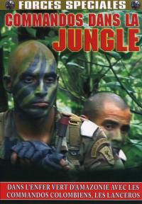 Commandos dans la jungle - dvd
