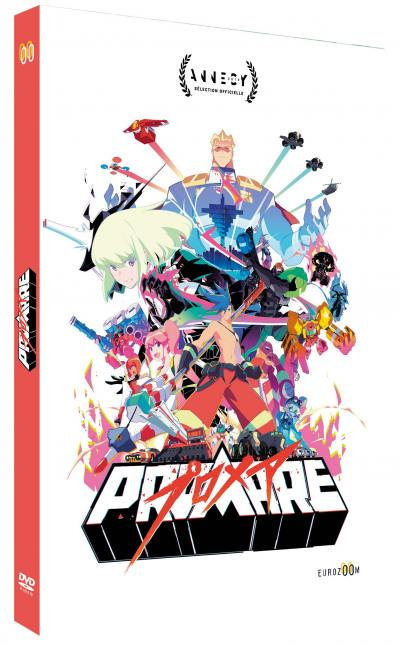 Promare - dvd