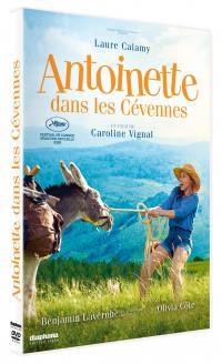Antoinette dans les cevennes - dvd