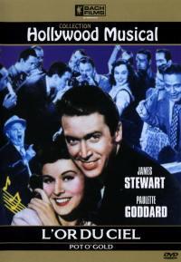 L'or du ciel - dvd  collection hollywood musical