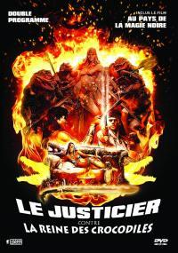 Justicier contre la reine des crocodiles (le) - dvd