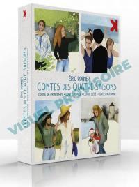 Contes des quatre saisons - 4 dvd