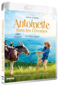Antoinette dans les cevennes - blu-ray
