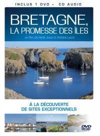 Bretagne la promesse des iles - dvd+cd