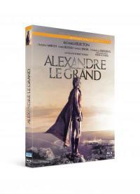 Alexandre le grand - blu-ray