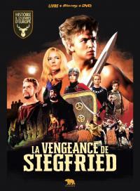 Vengeance de siegfried (la) - combo dvd + blu-ray + livre - mediabook