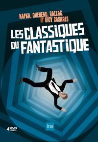 Classiques fantastiques (les) - 4 dvd