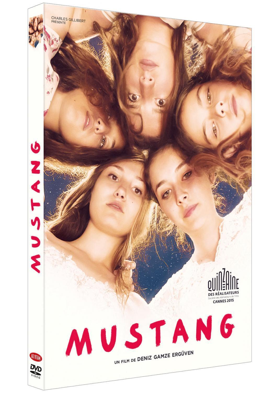 Mustang - dvd