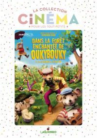 Dans la foret enchantee de oukybouky - dvd