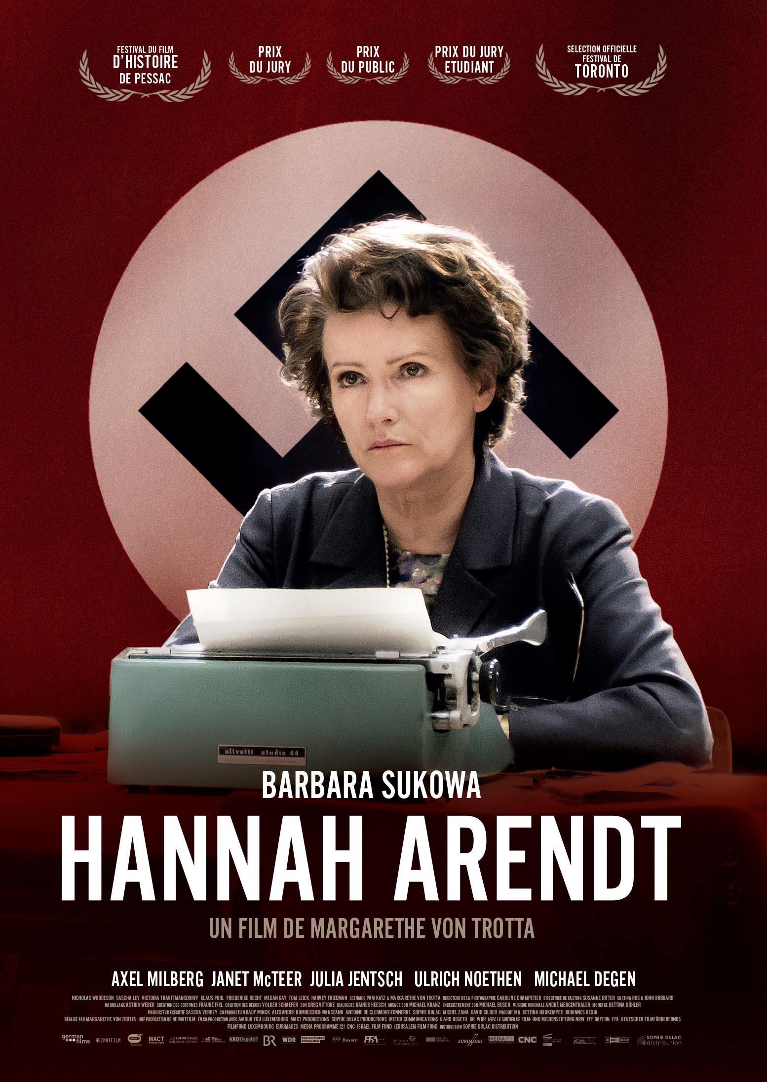 Hannah arendt - dvd edition simple